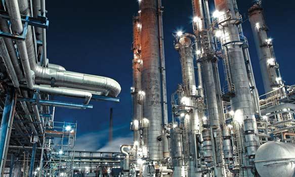 étanchéité raffinerie