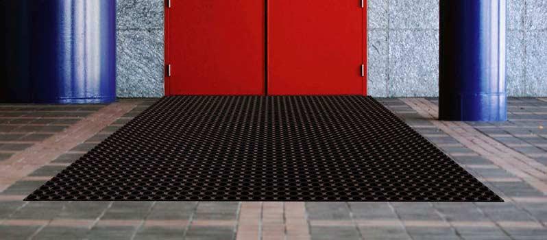 étanchéité : tapis de sol